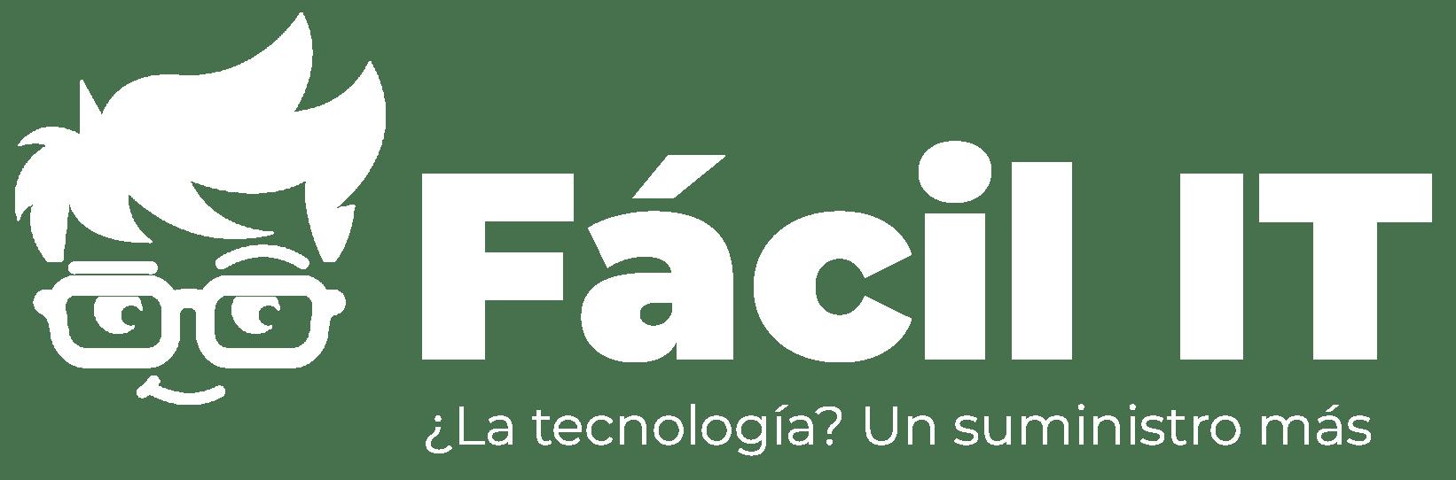 Fácil IT - La tecnología un suministro más